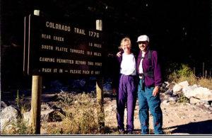 Segment 1 of the Colorado Trail