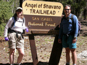 2005 Colorado Trail Begins