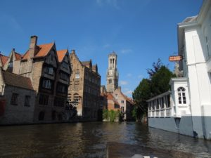 Brugge to Liege
