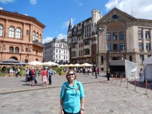 Exploring Riga
