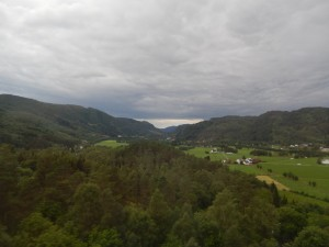 Train Day-Oslo to Stavanger