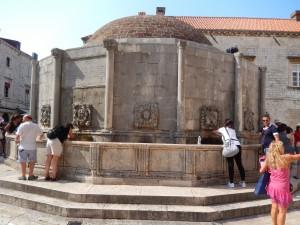 Hot Day in Dubrovnik