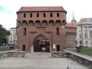 Walking Around Krakow