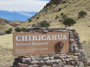 Hiking the Chiricahuas