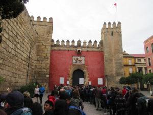 Mudejar at the Alcazar