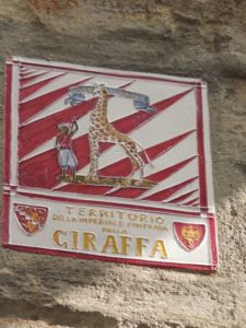 Strolling Siena